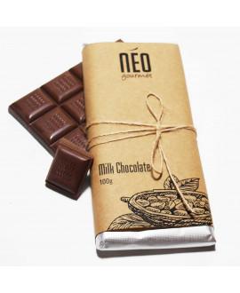 Milk Chocolate Tablette  41% 100g