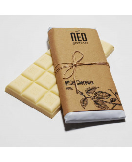 White Chocolate Tablette  100g
