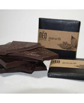 The Square Dark Chocolate 60%  - 40g