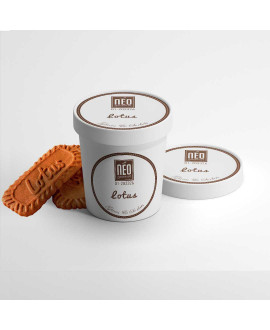 Glace Speculoos (Lotus)