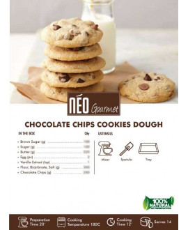 Chocoate chps Cookies Kt