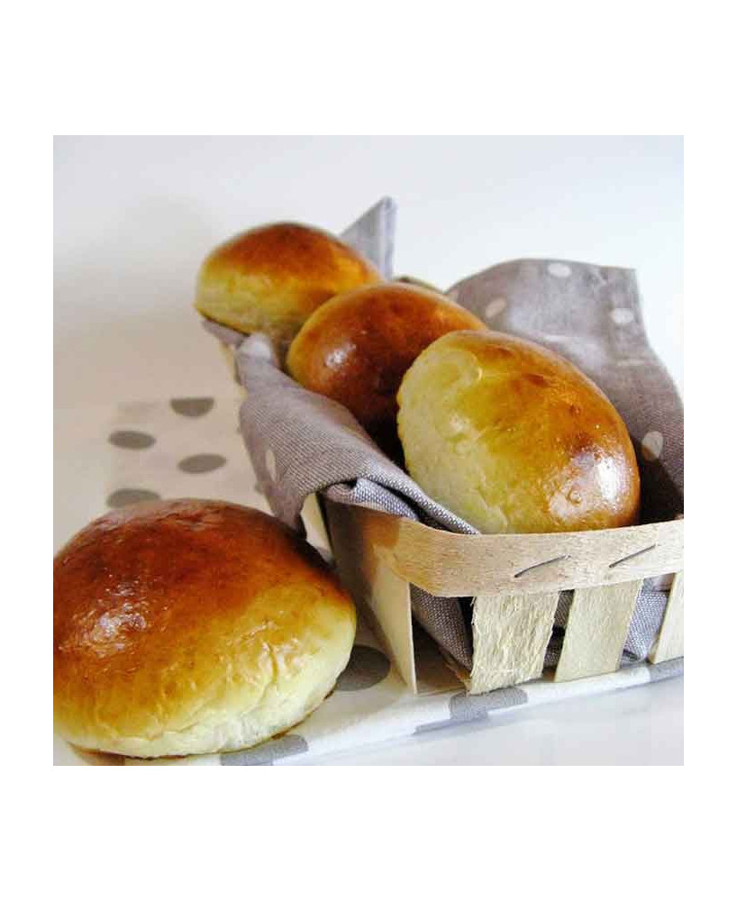 Pain au lait (Pack of 6)